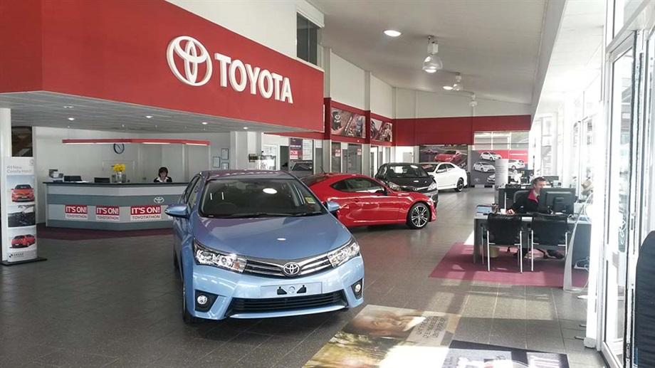 Tamworth City Toyota Used Cars